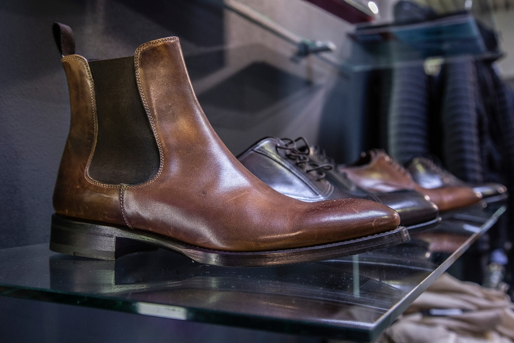 chaussures hiver homme chelsea boots