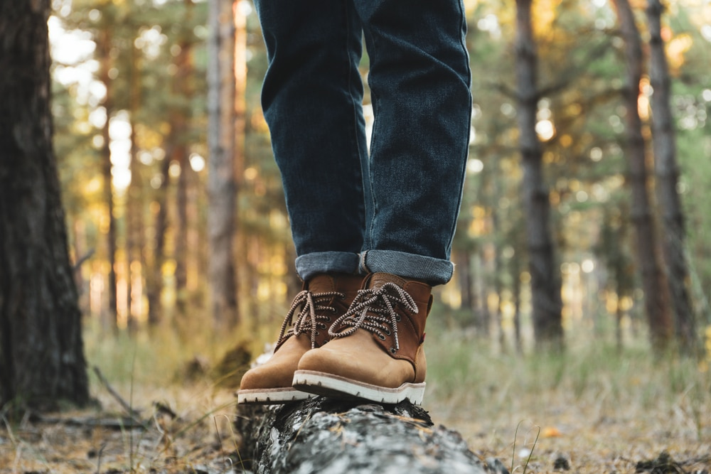 chaussures hommes hiver